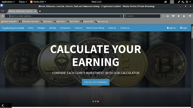 cara main bitcoin di clounmining gratis tanpa deposit