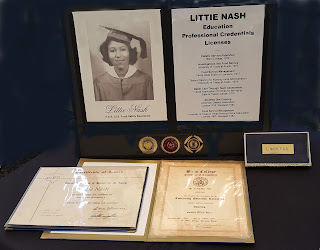 Academic Credentials of Littie Nash, Mother of Sunny Nash