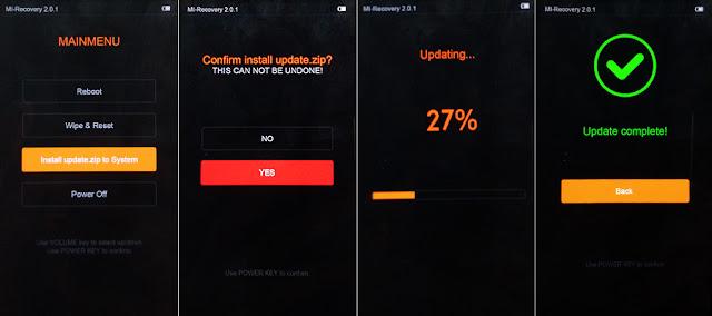 proses update
