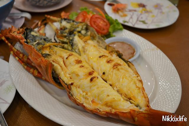 【泰國。華欣】KO Seafood:夜市內超搶眼的海鮮餐廳。 9