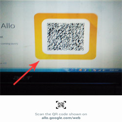 Cara Menggunakan Google Allo Versi Web di PC