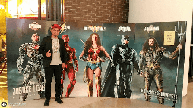 Justice League, Resorts World Genting,