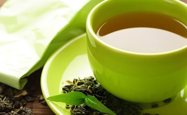 Health and fat burning benefits of Green Tea