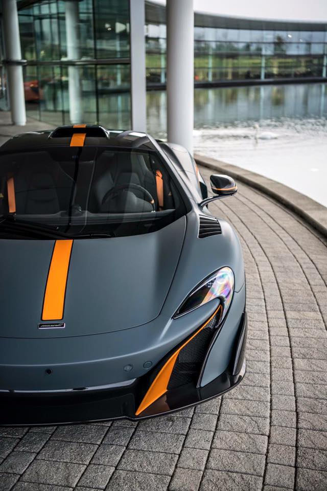 Bespoke Mclaren 675lt With Mso Parts Is Mesmerising