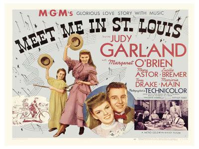 meet me in st louis musical plot