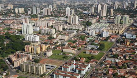 Em 2016, Aparecida de Goiânia se consolida como a quinta maior cidade do Centro Oeste