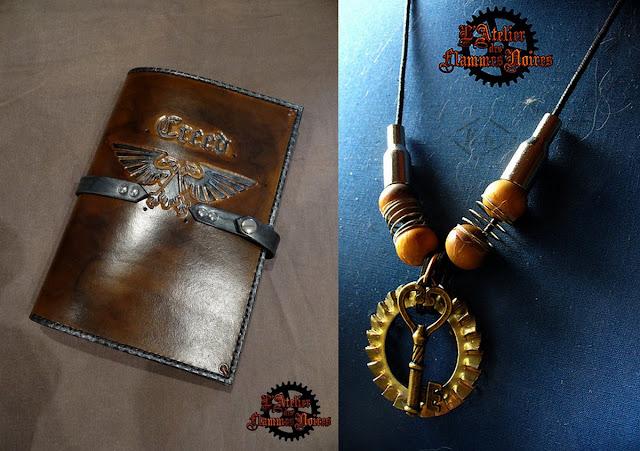 steampunk accessories jewelry