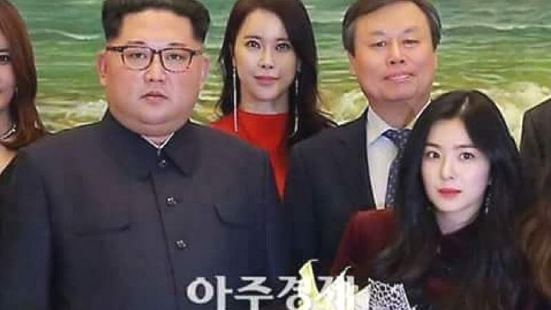 las chicas de red velvet revelan sus momentos m u00c1s dificiles en corea del norte