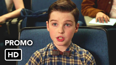 """Young Sheldon Episódio 3x08,  Prévia - """"The Sin of Greed and a Chimichanga from Chi-Chi's"""" (HD)"""