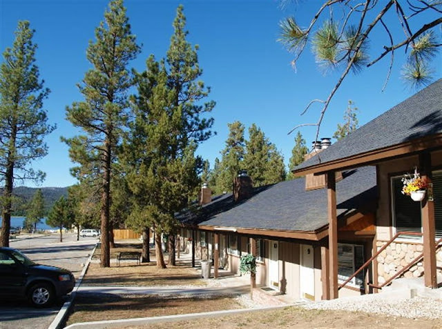 Hotel Vintage Lakeside Inn em Big Bear Lake