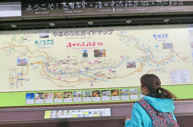 Yamanouchi map