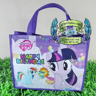 tas souvenir little pony