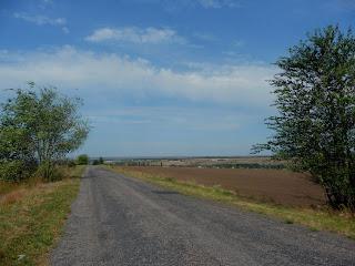 Дорога на Плещеевку