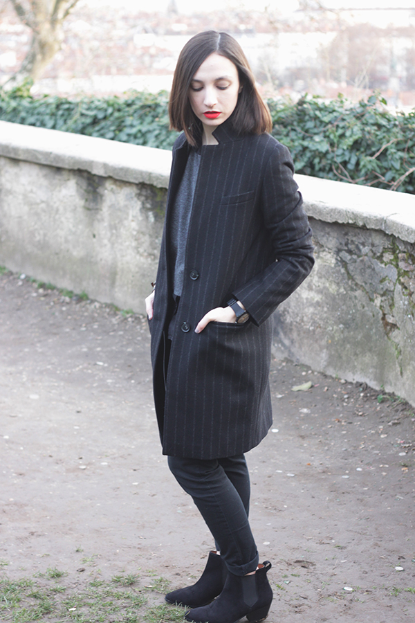 clémence m blog mode manteau trench & coat