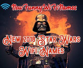 Star Wars WiFi Names