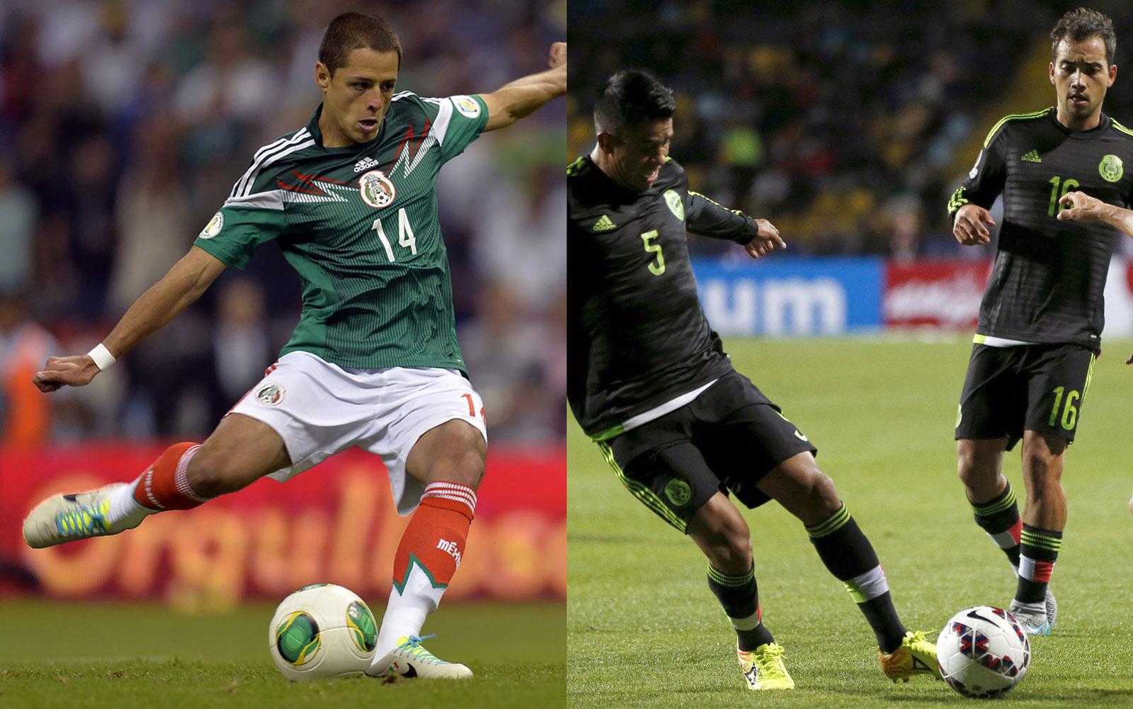 Mexiko Fussball