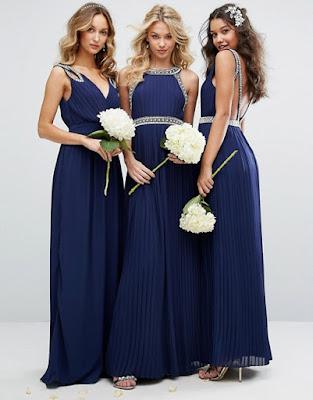 Vestidos Largos Elegantes 2017