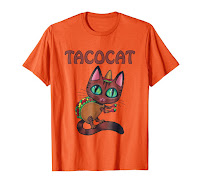 TACOCAT cartoon T-shirt