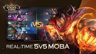 Download Strike Of Kings : 5v5 Arena Apk Mod Unlimited Money