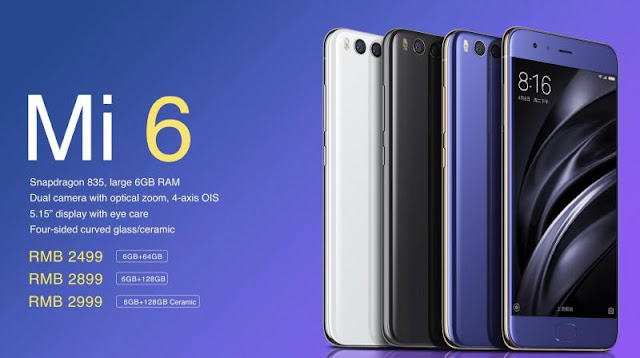 Xiaomi Redmi 6, Redmi 6A and Redmi 6 Pro Launch in India, Learn Price and all the Features