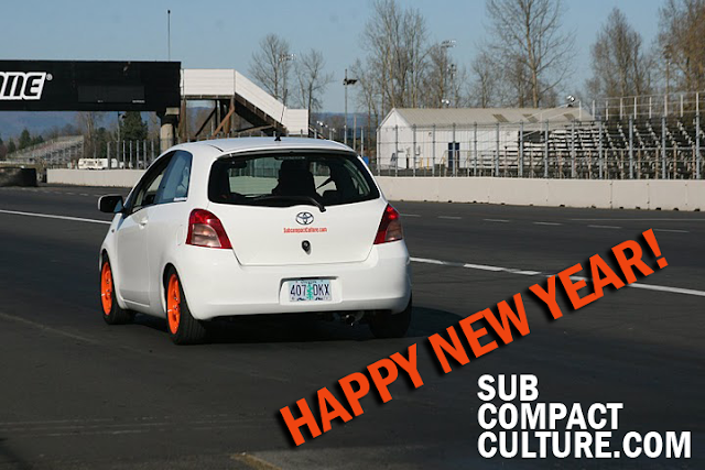 Happy New Year from Subcompact Culture!