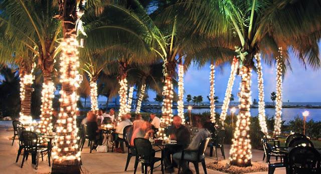 Restaurante Red Fish Grill em Miami
