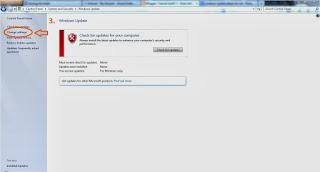 Cara agar windows tidak update otomatis