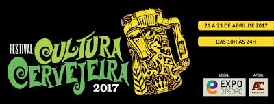 Festival Cultura Cervejeira 2017 em Campinas (SP)