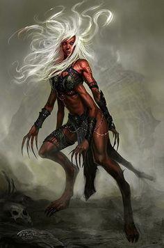 Snake's Venom: 5e Abyssal Angelic Pixie Monk