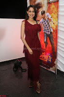 Pragya Jaiswal in Stunnign Deep neck Designer Maroon Dress at Nakshatram music launch ~ CelebesNext Celebrities Galleries 045.JPG