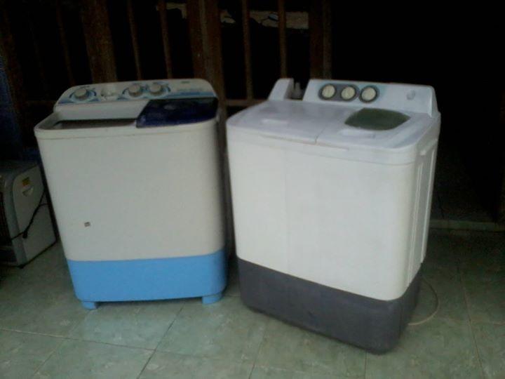 dijual mesin cuci..
