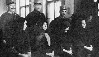 Envenenadoras de Nagyrév, día del juicio