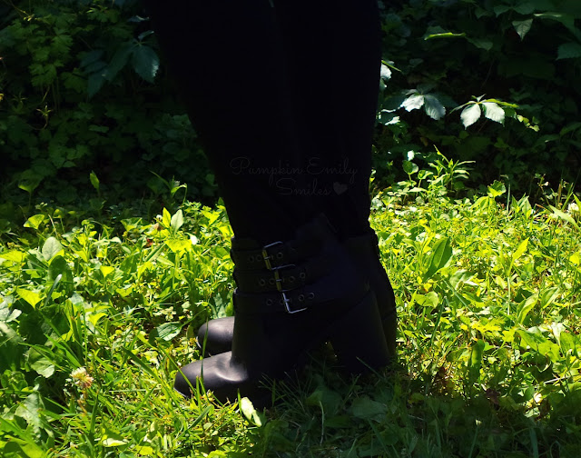 Boots from Forever 21