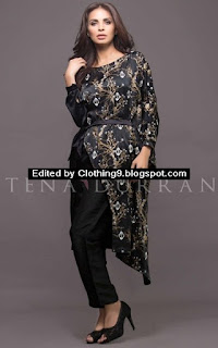 Tena Durrani Luxury Pret Contemporary 2016