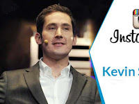 Kevin Systrom, CEO dan Founder Instagram