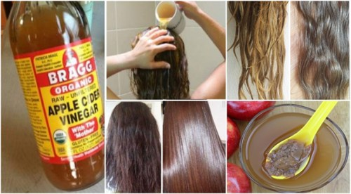 This is a Very Good Reason to Wash Your Hair with Apple Cider Vinegar!