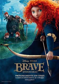 Póster de Brave