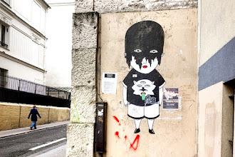 Sunday Street Art : Fred le Chevalier - rue Beaurepaire - Paris 10