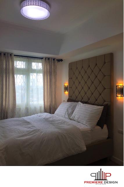 A condominium project in Solinea Towers by Premiere Design Interiors