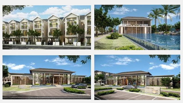 Dự án Nine South Estates Biệt thự Nine South Estates VinaCapital