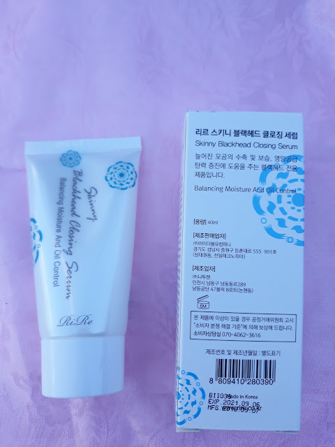 Rire Skinny Blackhead Closing Serum 40ml/Php 240