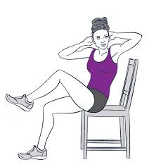 SEATED OBLIQUE TWIST