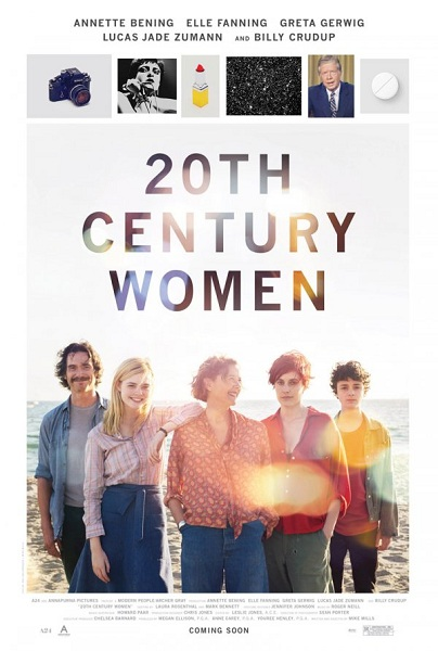 Film 20th Century Women 2017 Bioskop