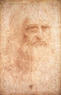 Λεονάρντο ντα Βίντσι, υποτιθέμενη αυτοπροσωπογραφία.