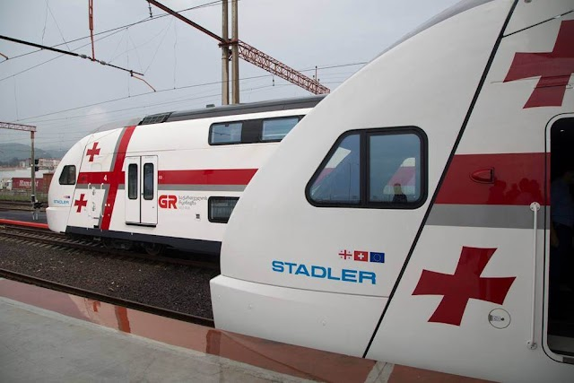 Stadler Rail готовится построить в Тбилиси вагоностроительный завод