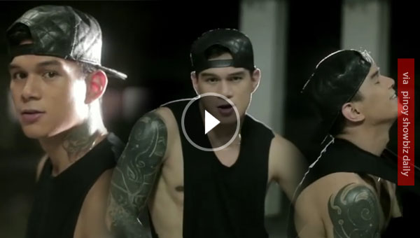 "OMG! Zeus Collins does a dance cover of ""Versace on the Floor"""