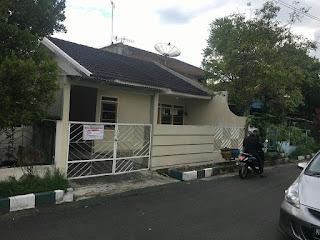 Kontrakan Daerah Elite Perumahan Griya Shanta Malang