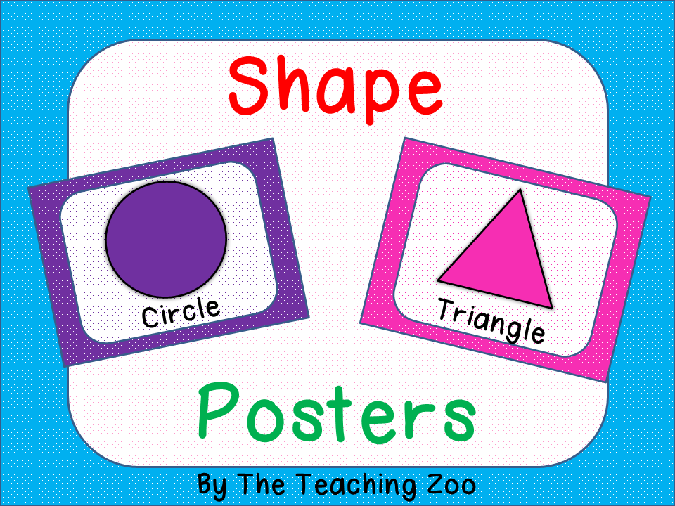 http://www.teacherspayteachers.com/Product/2D-Shape-Posters-990465