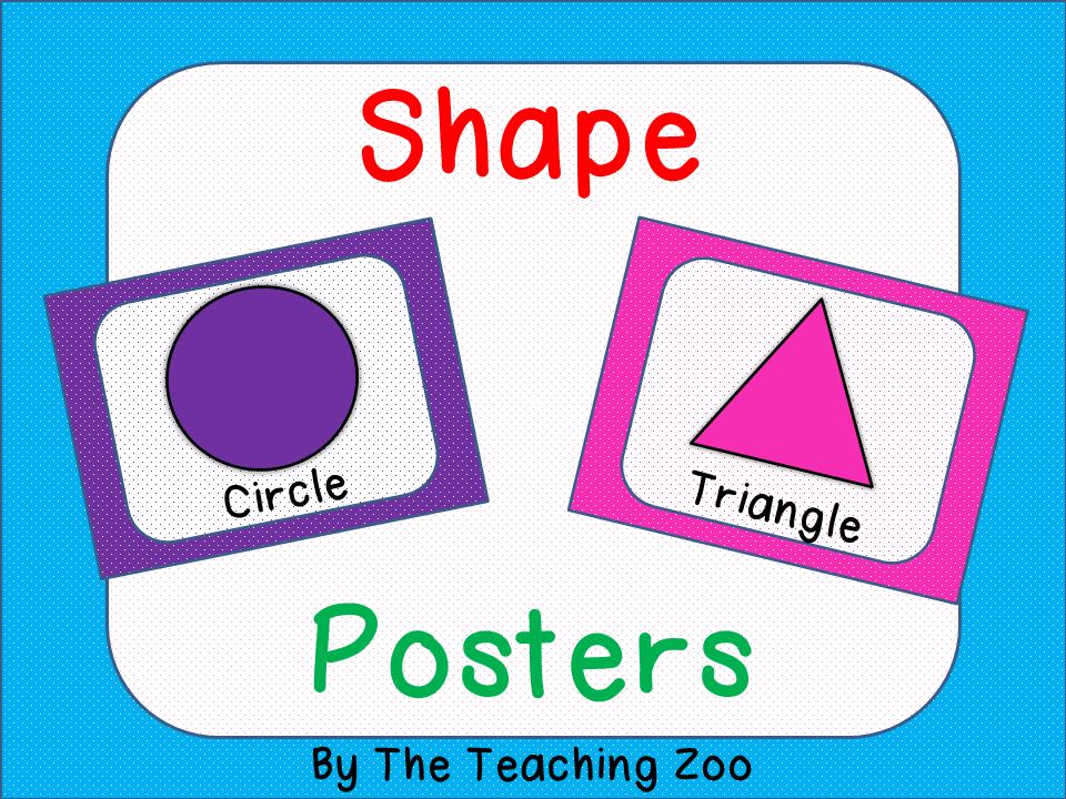 http://www.teacherspayteachers.com/Product/2D-Shape-Posters-990465