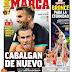 Así vienen las portadas de la prensa deportiva del lunes 18 de septiembre de 2017